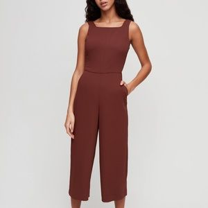 Wilfred Free Ecoulment Jumpsuit Size 4